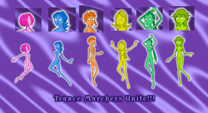 WITCH: Trance Marchers Unite by LittleGreenGamer