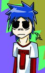 2-D by TheRealStickBlue