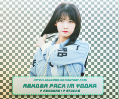 [Render pack]: Yoona #2 by Jenny3110