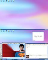 Desktop For End of June... by jeayese