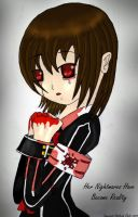 Vampire Knight - Yuuki by Black-and-Red-Dress