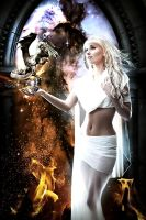 Fire Goddess by Miss-deviantE