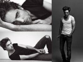 Robert Pattinson 1 by exsplosive