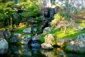 San Francisco Japanese Tea Garden by rafaelmcsilveira