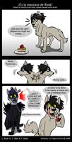 Is Ryuk's apple - spanish by RakPolaris