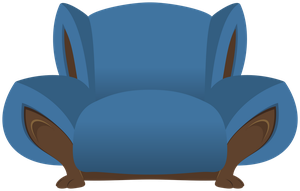 Resource: Armchair #1 by ZuTheSkunk
