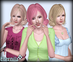 Skysims 036 - Retextured for Teen to Elders by D3N1ZFTW