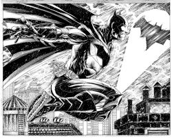 BATMAN COMMISSION by JoePrado2010