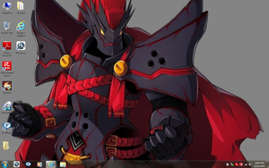 Deskop Late 2013 Elsword theme by SoulEaterQueen