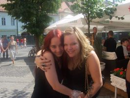 Me and Anette Olzon by Fantasia-Art