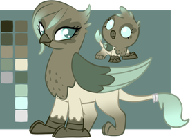 MLP Griffin OTA- CLOSED by oCrystal