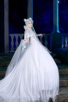 Princess Serenity by Sapphire-Melles
