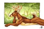 Sexy Stag by DolphyDolphiana