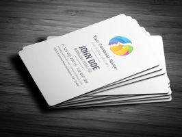 free Creative Business Card by calwincalwin