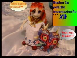 My Malon Papercraft 2 by LeTourbillonEnchanT