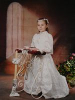 first communion by hermiona1988-stock
