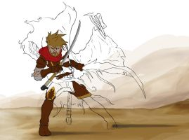 The Last Cowboy-urai WIP by Lt-Action