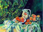 Still Life With Apples by delphic-sibyl