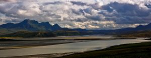 Ben Loyal and Kyles of Tongue by derekbeattieimages