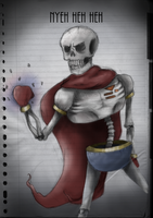 Papyrus by stjaimy