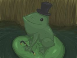 Sir Croak by OnlyWho