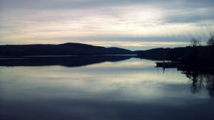 Serenity at Schroon Lake by Seriridescence