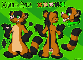 Xiam Ref 2015 by TheWardenX3