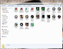 All my games 3/18/2012 by LazyLaza