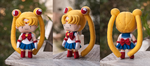 Sailor Moon plush by Pumpkin-Candy