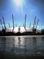 Millennium Dome by iriscup