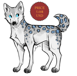 K9 Adoptable - 2 - $5,00 by Lust-Bunny