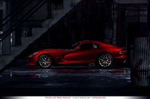 2013 SRT Viper GTS 10 - Press Kit by notbland