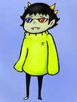 SOLLUX SWEATER SPEED PAINT by Laughssassin