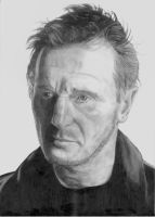 Liam Neeson - Taken by abchurches