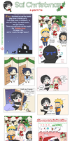 Sai Christmas pt. 1 by mistyblossoms