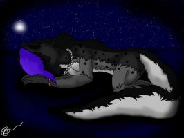 ''Sleeping on a Sea of No Stars'' Feat: SHIVER by ForTheLoveOfWalrus