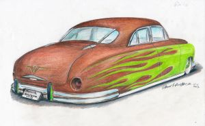 1950 Cosmopolitan, secondary version by HorcikDesigns