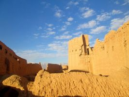 Sary-Yazd Castle1 by zohreh1991