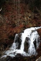Waterfall. by Ofemid