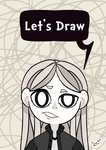 - Let's Draw - by LucyMarshpillow