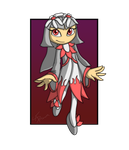 AT: Grey the seedrian by AbsoluteDream