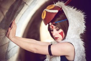 [Mononoke Hime] Time is over by YunaB-Rabbit