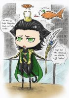 Loki's true intentions by Harinezumi69
