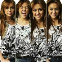 Miley Cyrus PNG Mini-Pack by TriniiJ