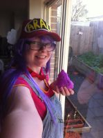 Arale Cosplay Picture 1 by dwarvenbarbarianrage