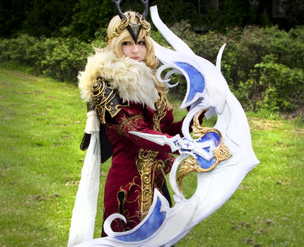 Aion - Blood for blood by HitsujiAiko