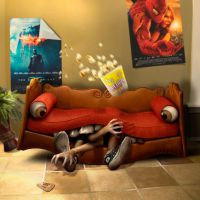 Movies, i love movies by bruno-sousa