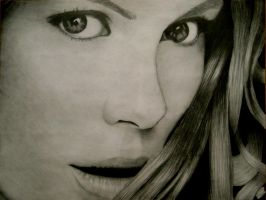 Portrait-Completed by mlipreti
