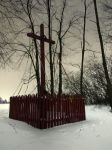 Cross - Krzyz Winter by mateuszskibicki1