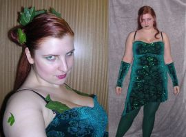 Poison Ivy by IngridBeast